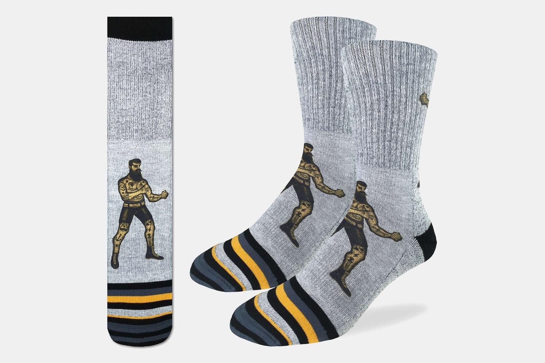 Bare-Knuckle Boxer Active Fit Socks