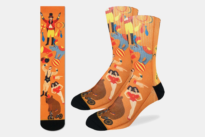 Circus Sideshow Active Fit Socks