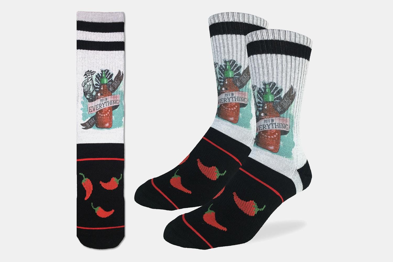 Sriracha Active Fit Socks
