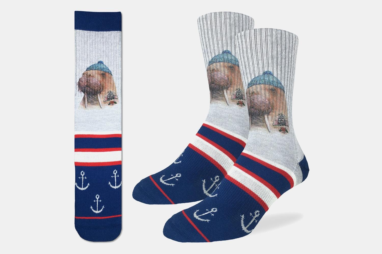 Walrus Sailor Active Fit Socks