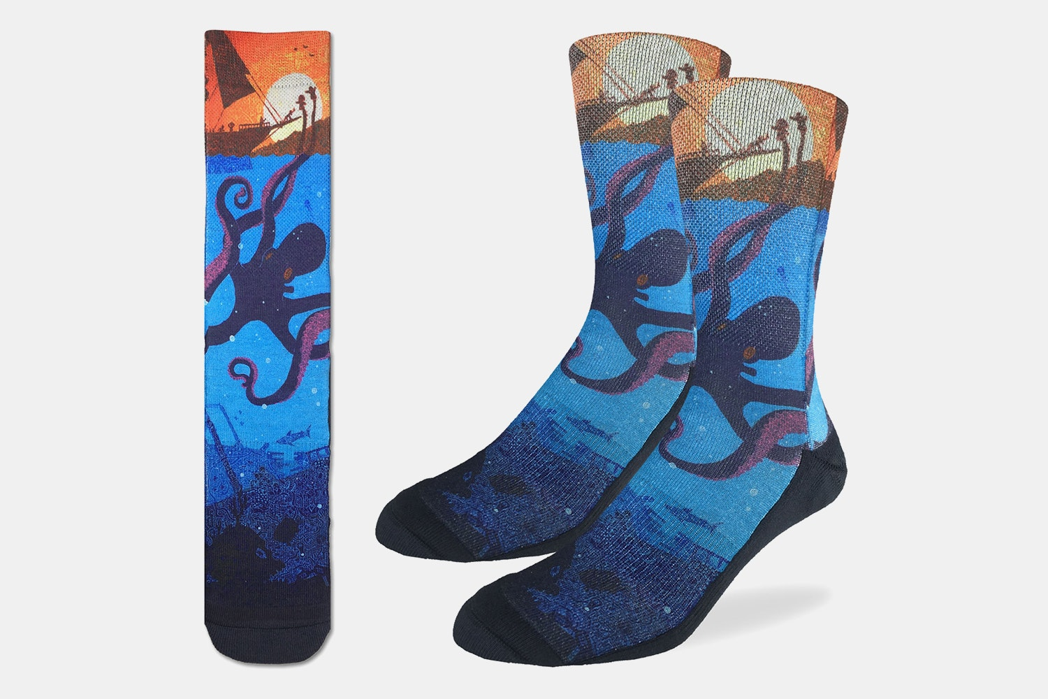 Octopus Active Fit Socks