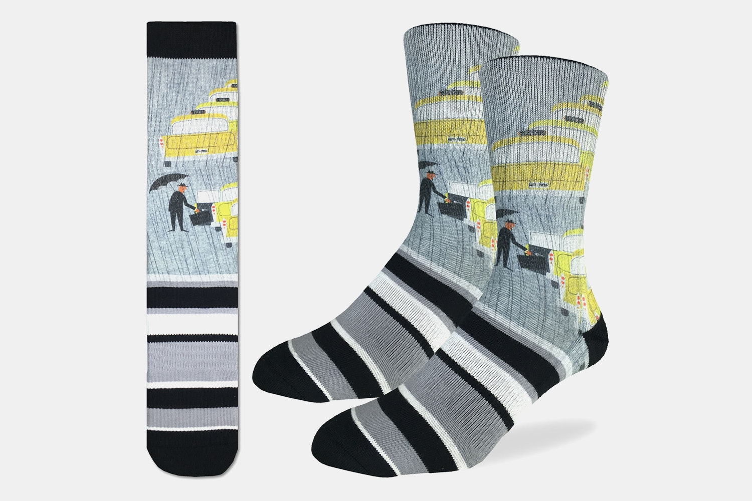 Yellow Taxi Active Fit Socks