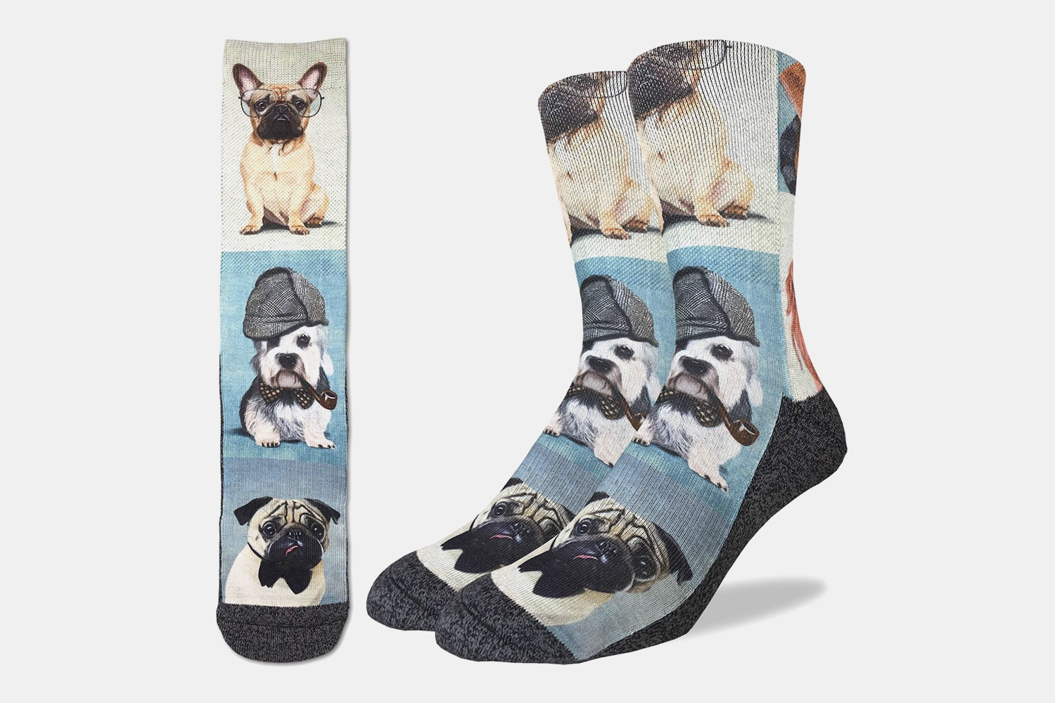 Dashing Dogs Active Fit Socks