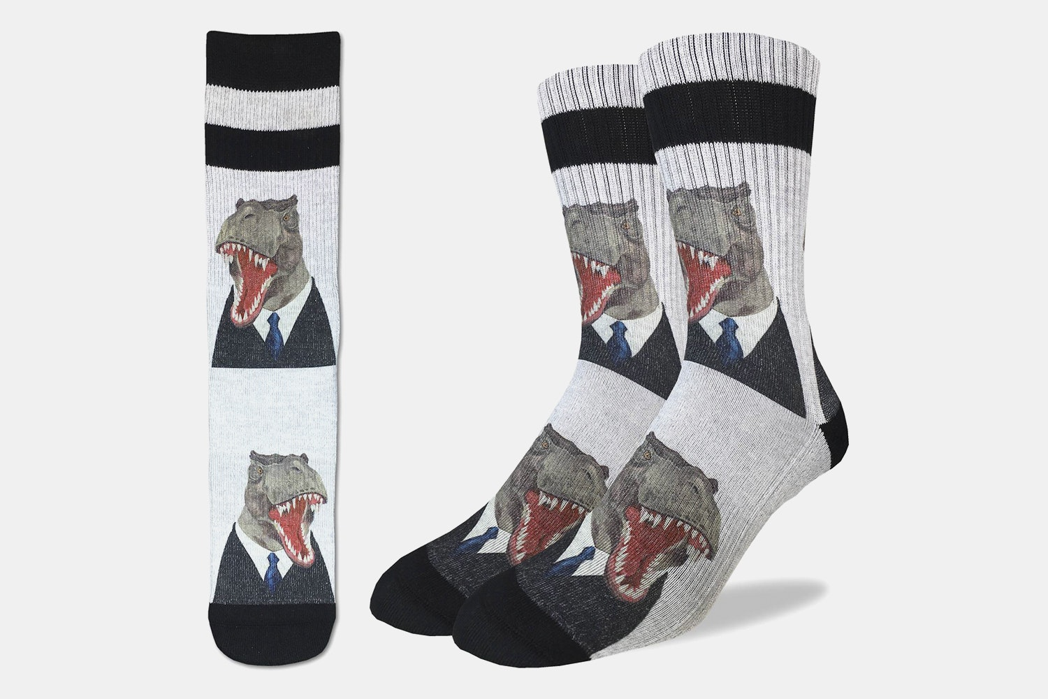 MR T Rex Active Fit Socks