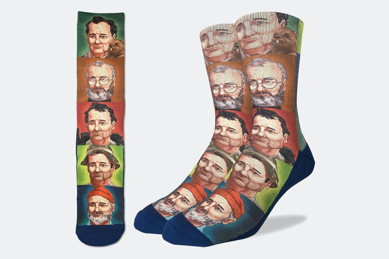 Bill Murray Active Fit Socks