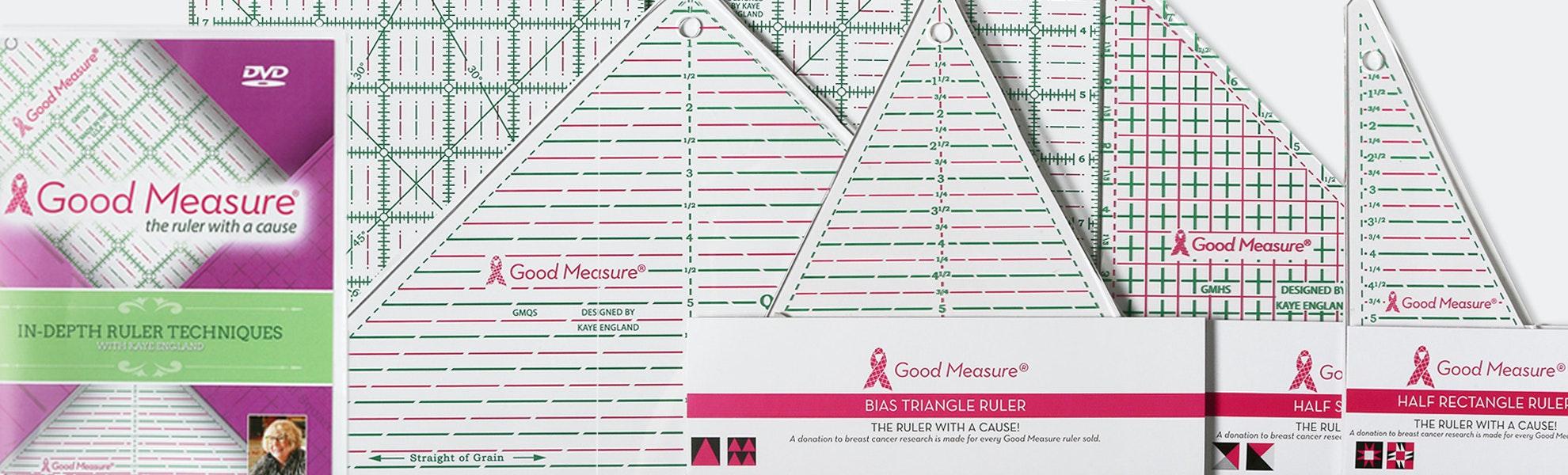 Good Measure Ruler Starter Pack