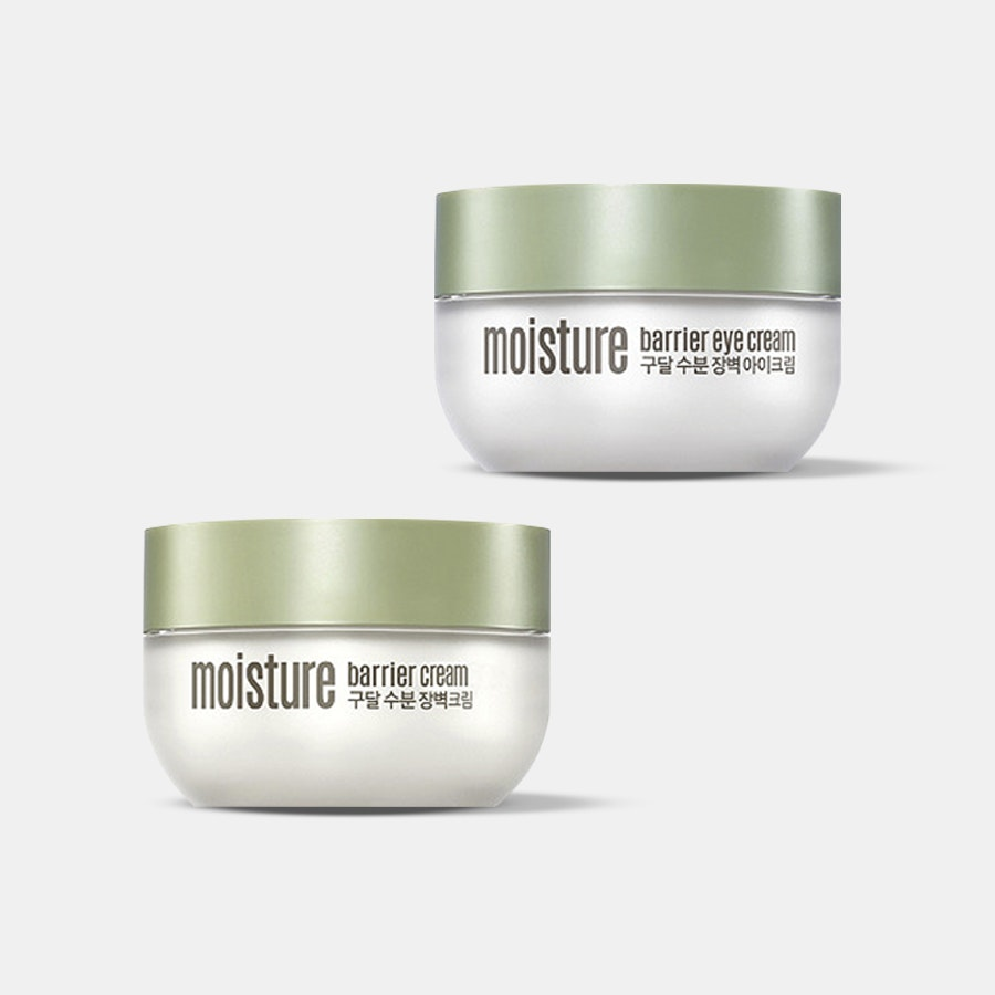 Goodal Moisture Barrier Cream & Eye Cream Set