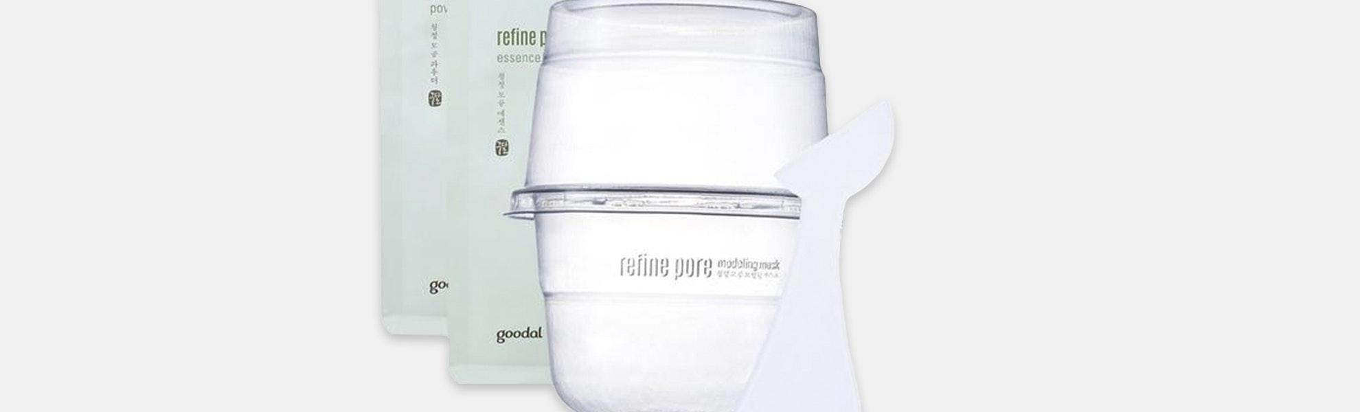 Goodal Refine Pore Modeling Mask Set