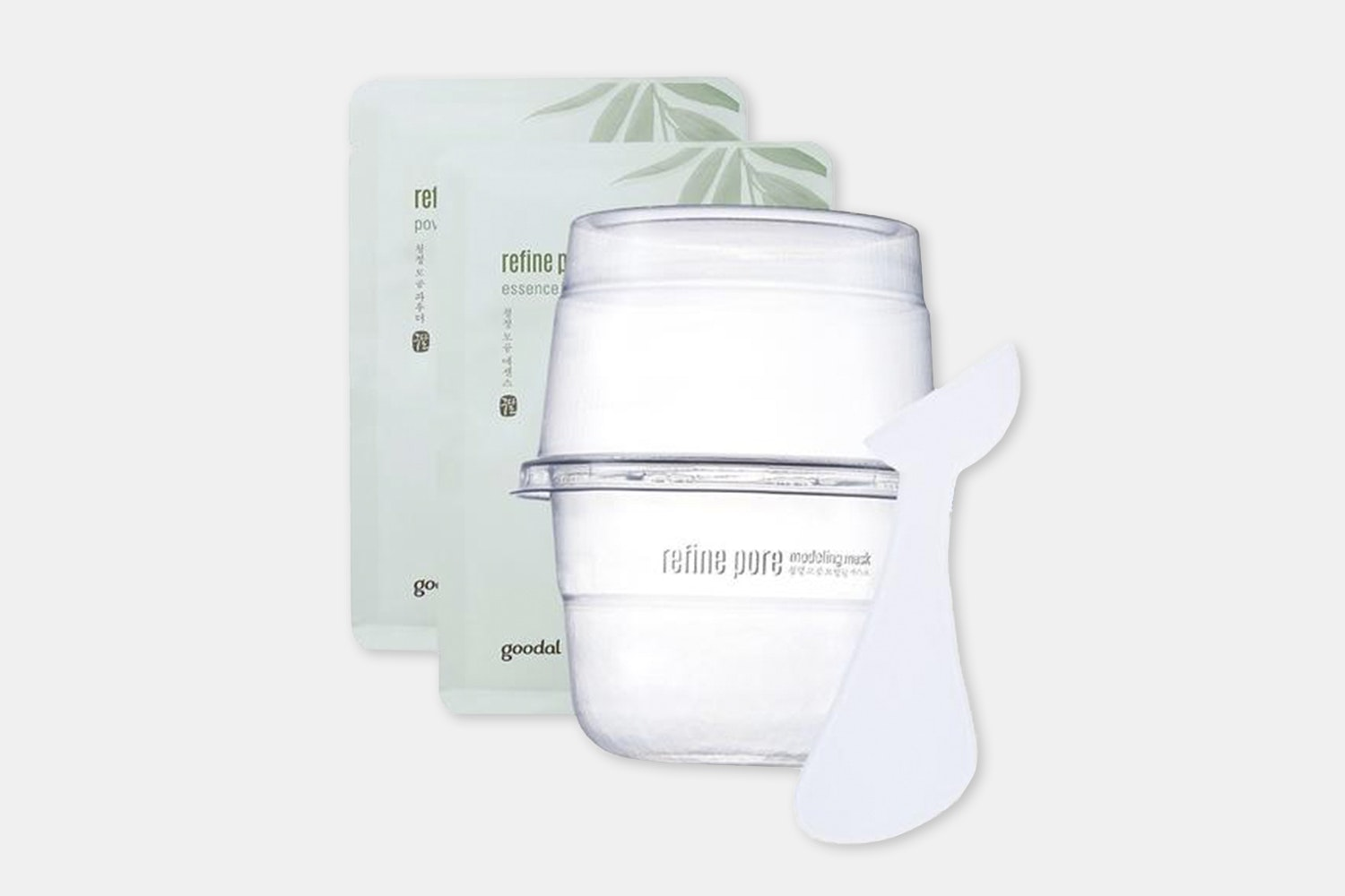 Goodal Refine Pore Modeling Mask Set
