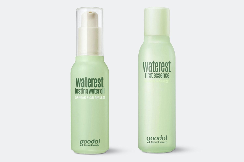 Goodal Waterest Essence & Water Oil Set