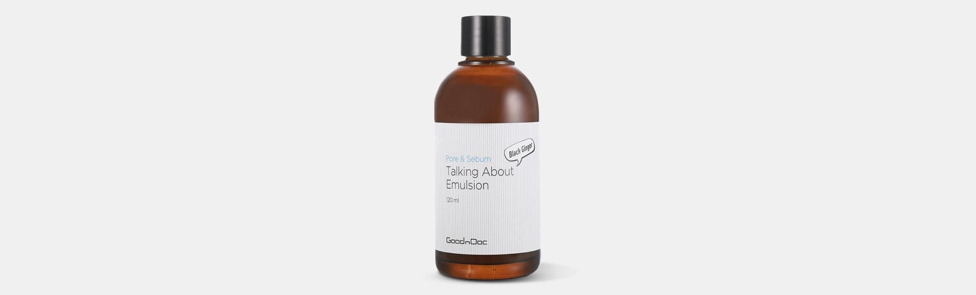 The Greenery Lab GoodnDoc Black Ginger Emulsion