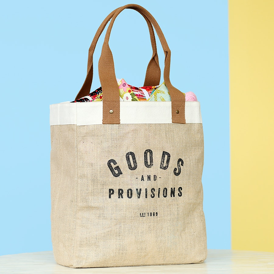 Goods & Provisions Tote