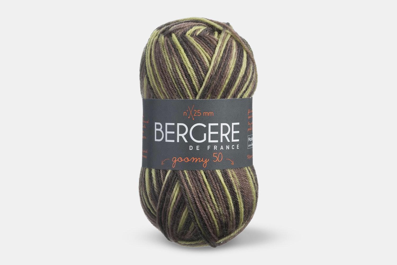 Goomy 50 Yarn by Bergere De France (2-Pack)