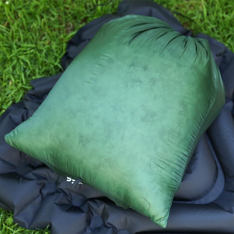 Goosefeet Gear Down Pillow X Cover