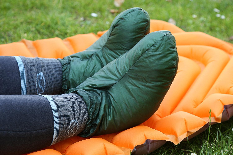 Goosefeet Gear Down Socks