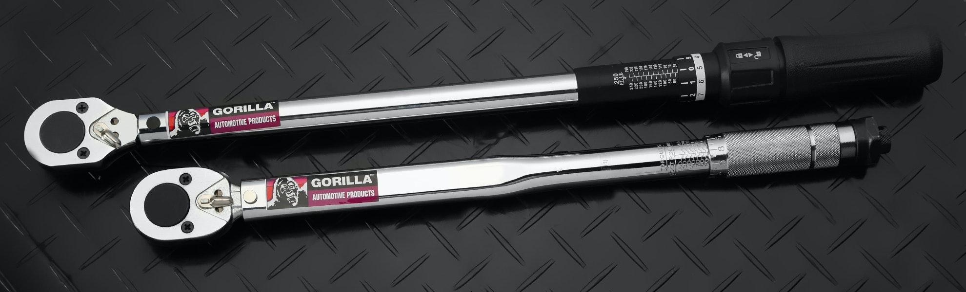 Gorilla Adjustable Torque Wrench
