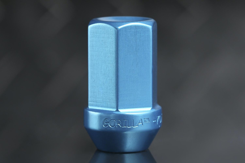 Gorilla Aluminum Racing Lug Nuts