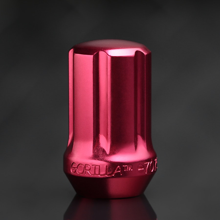 Gorilla Small Diameter Aluminum Racing Lug Nuts
