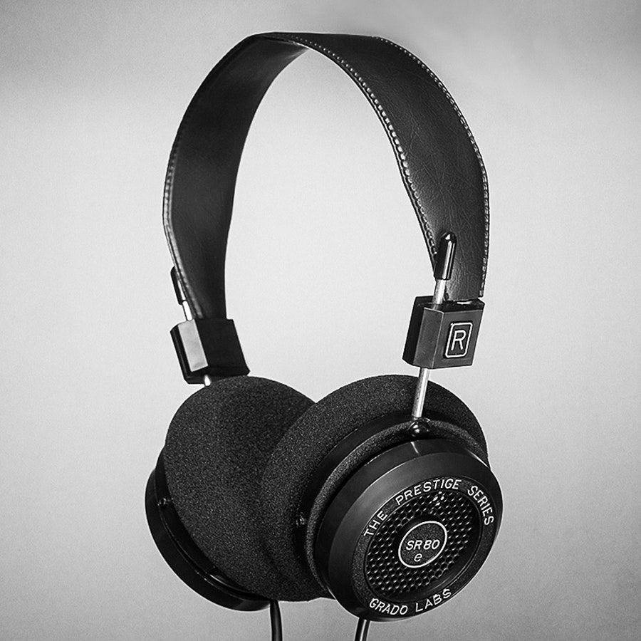 Grado Prestige Series SR80e Headphone