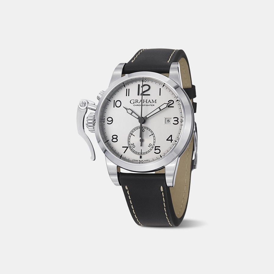 Graham Chronofighter Classic Automatic Watch