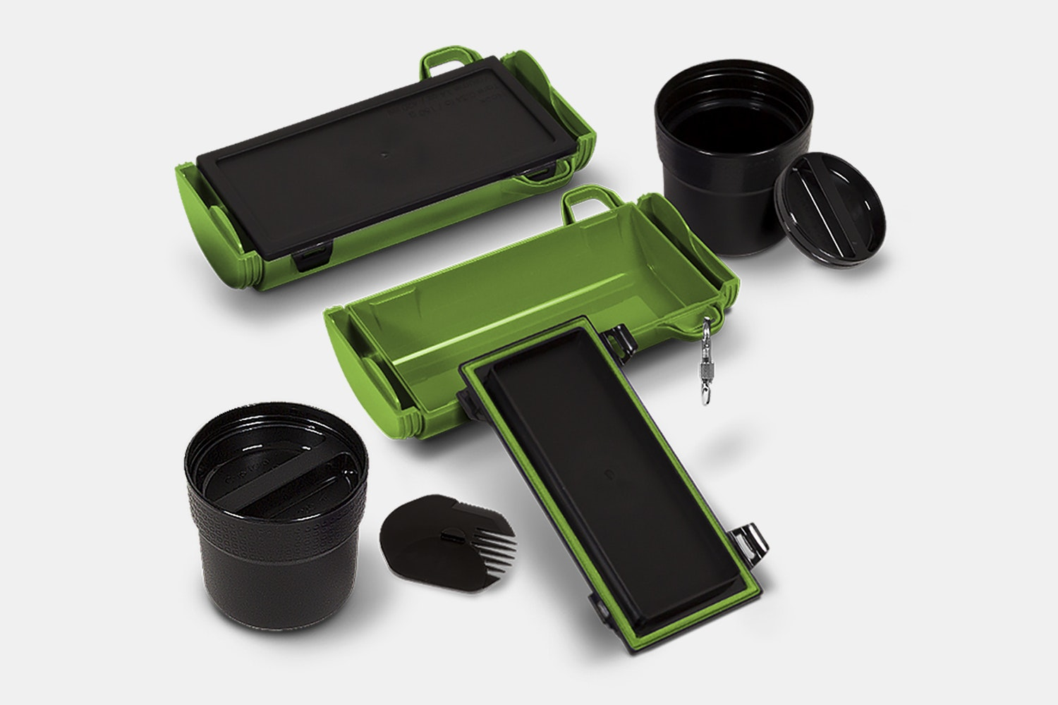 Green Traveler Multi-Use Container