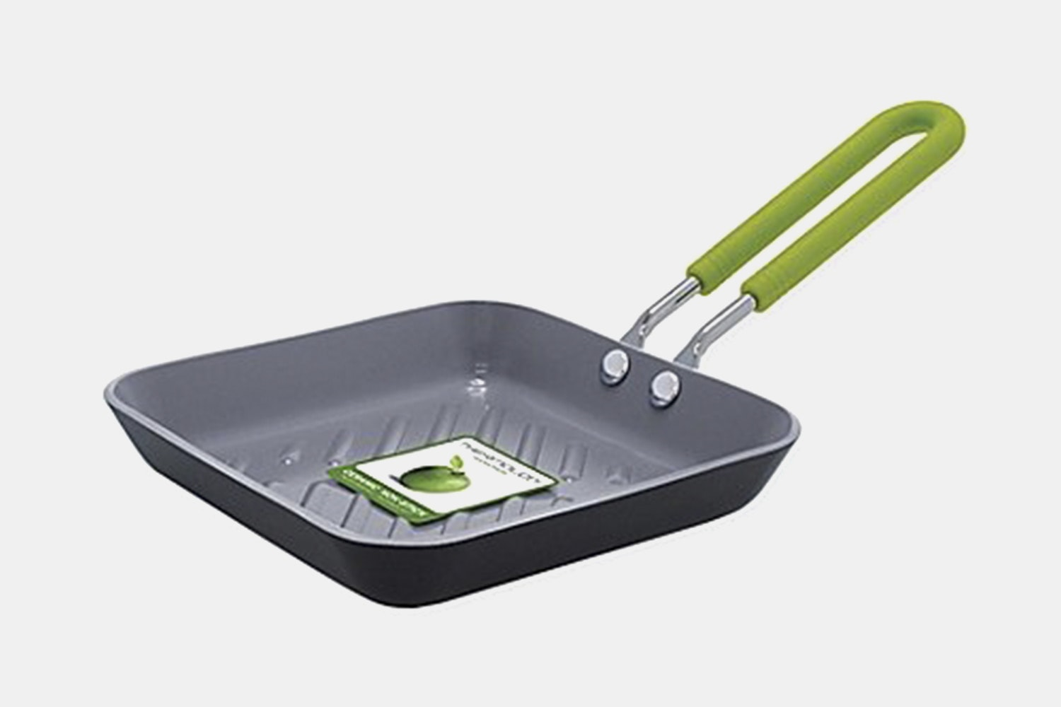 "5"" Mini Square Grill Pan (+ $9)"