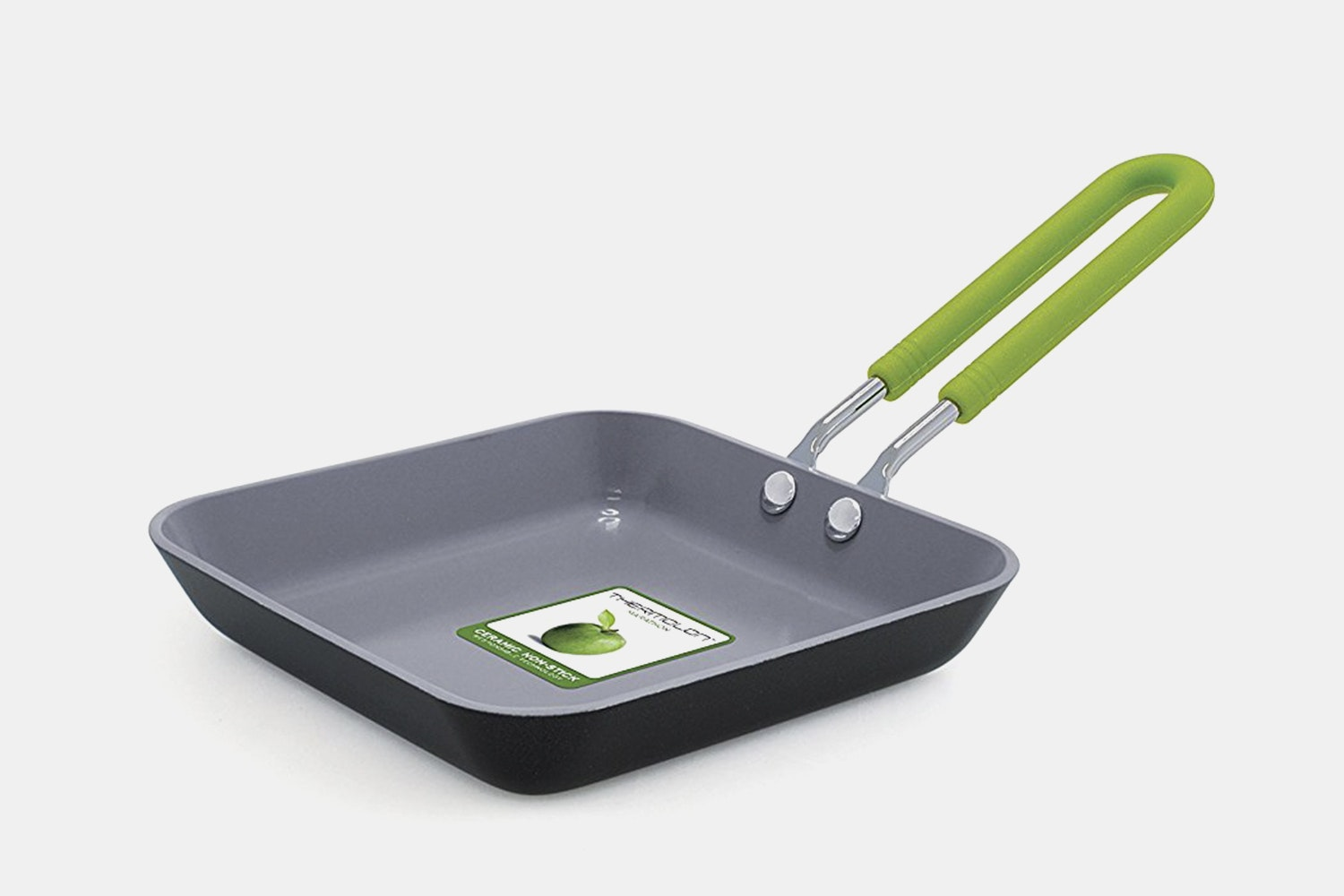 "5"" Mini Square Egg Pan (+ $9)"