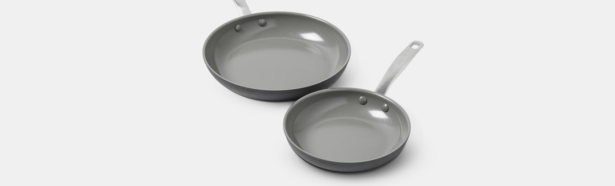 GreenPan Chatham 8 & 10-Inch Fry Pan Set