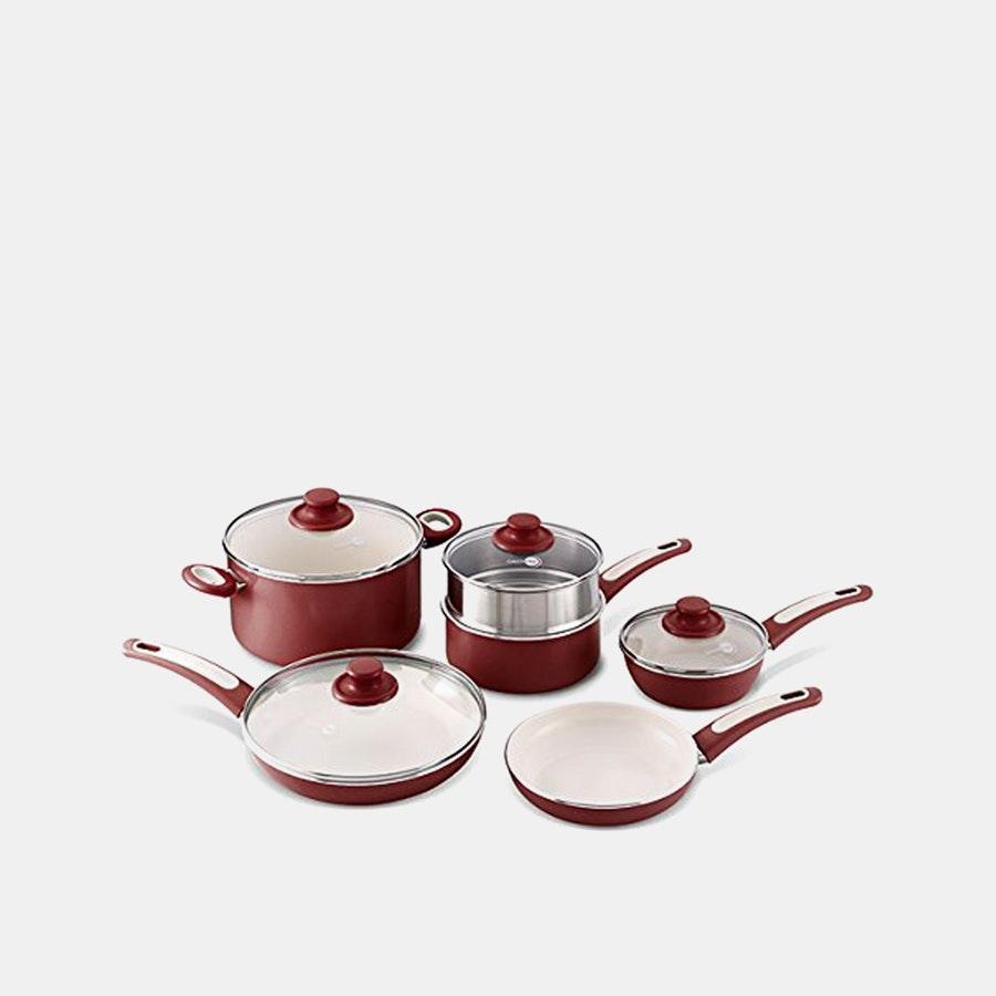 GreenPan Focus 10-Piece Cookware Set