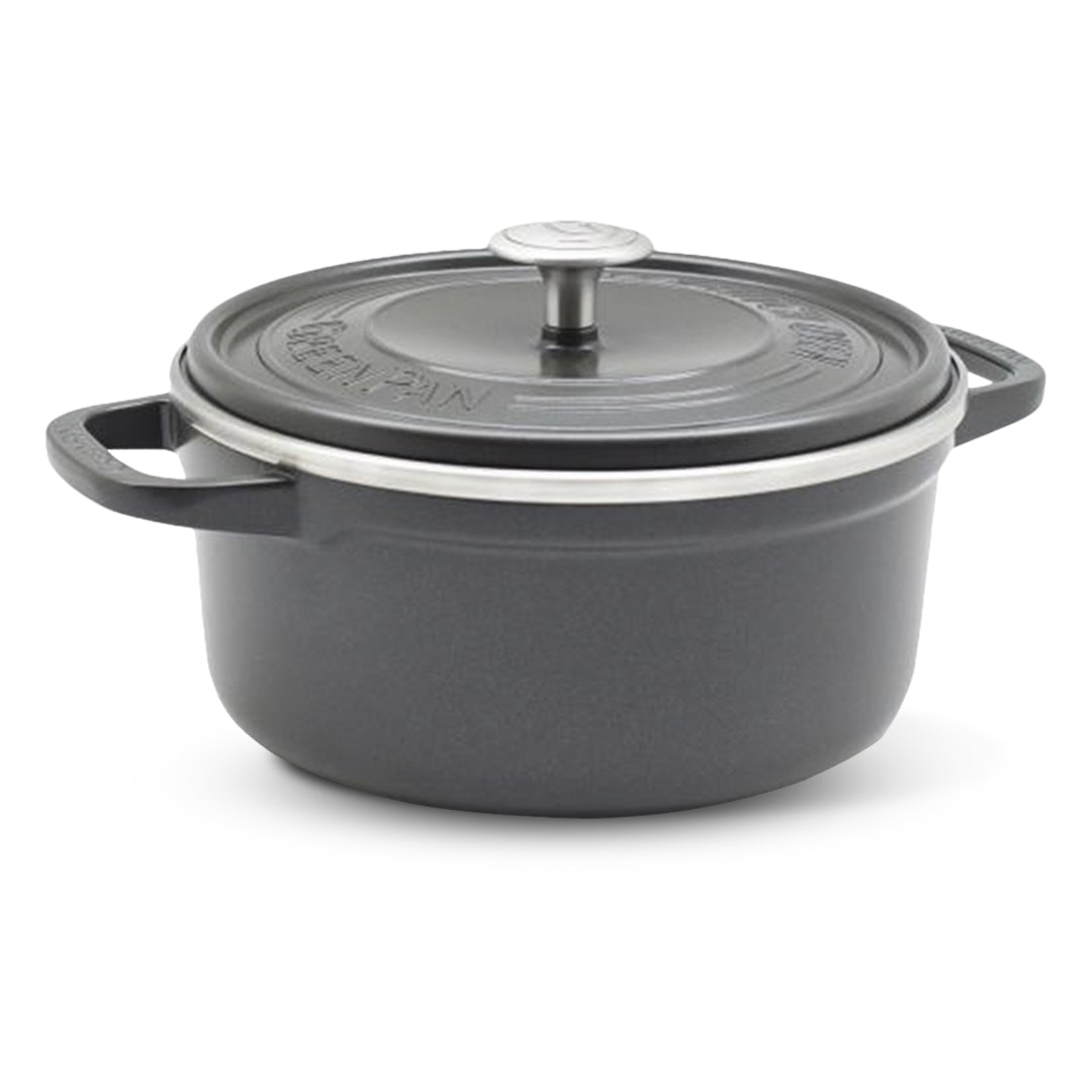 GreenPan SimmerLite Ceramic Nonstick Dutch Ovens