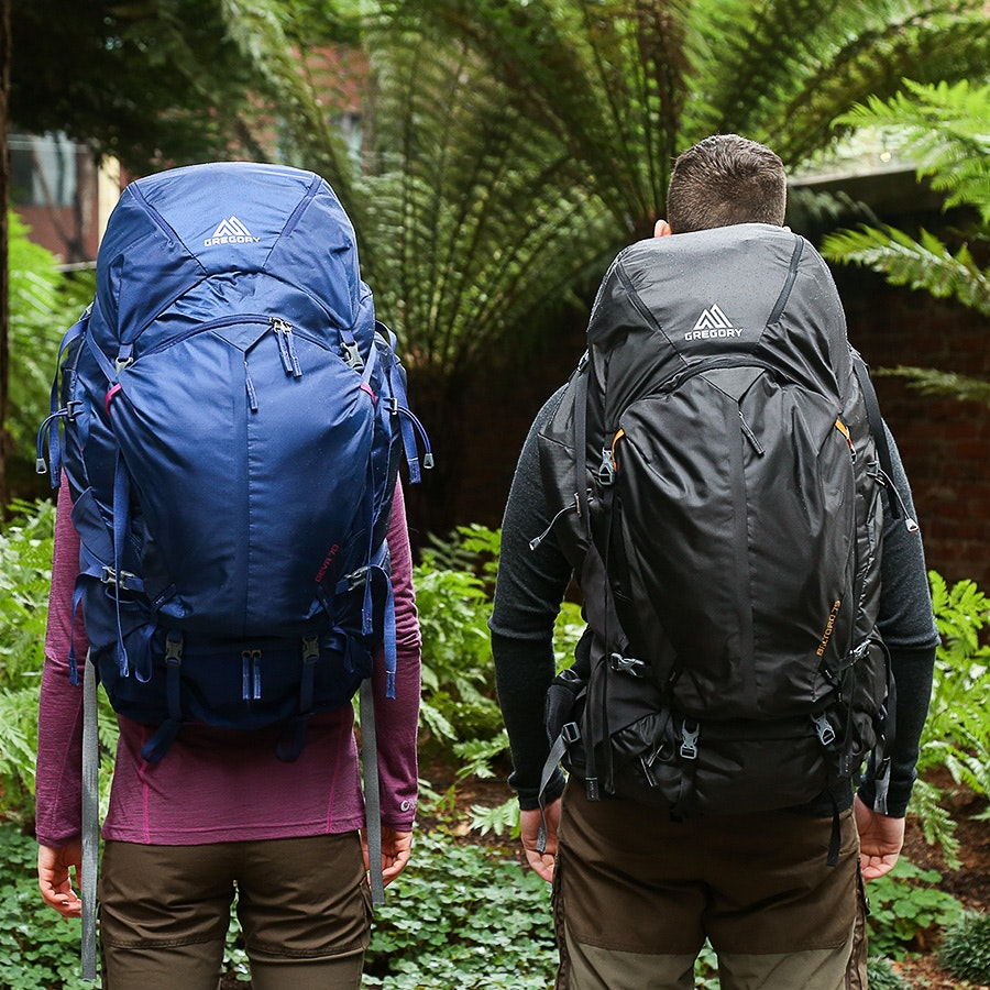 Gregory Baltoro & Deva Backpacks - Lowest Price and ...