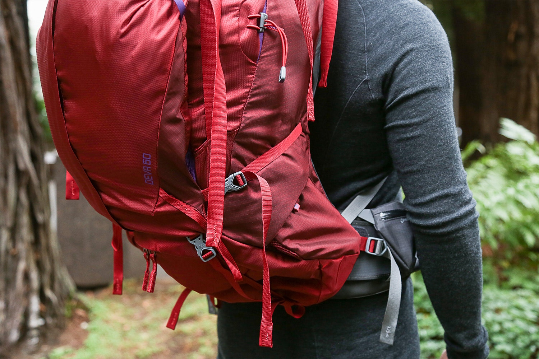 Gregory Baltoro & Deva Backpacks