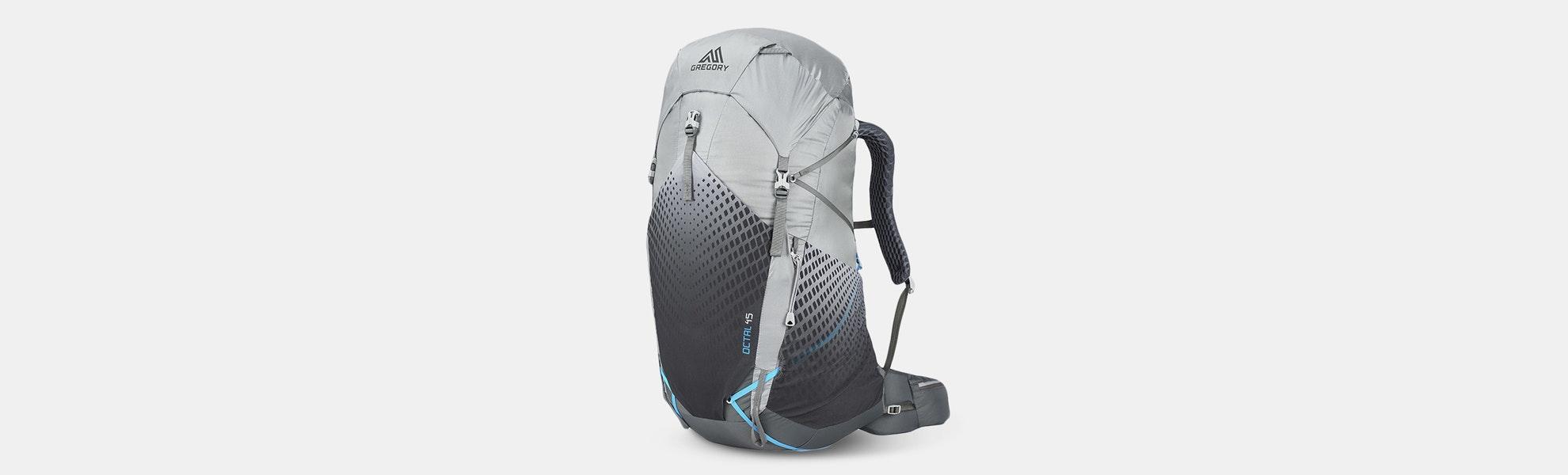 Gregory Optic & Octal Backpacks