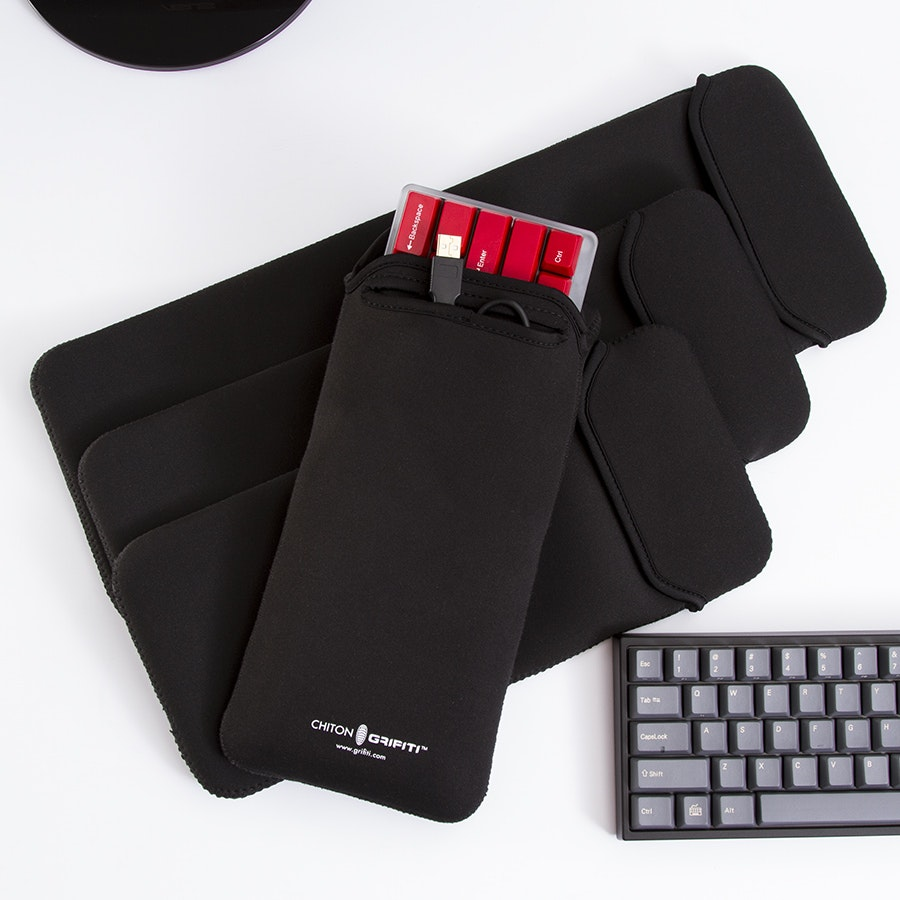 Grifiti Chiton Keyboard Sleeve