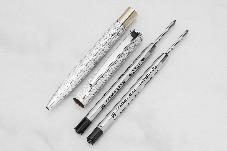 Grifos Silver 925 Ballpoint Pen