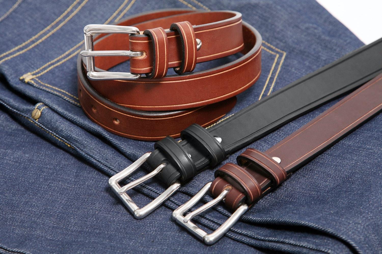 "Orion 1.25"" Saddle Groove Belts"