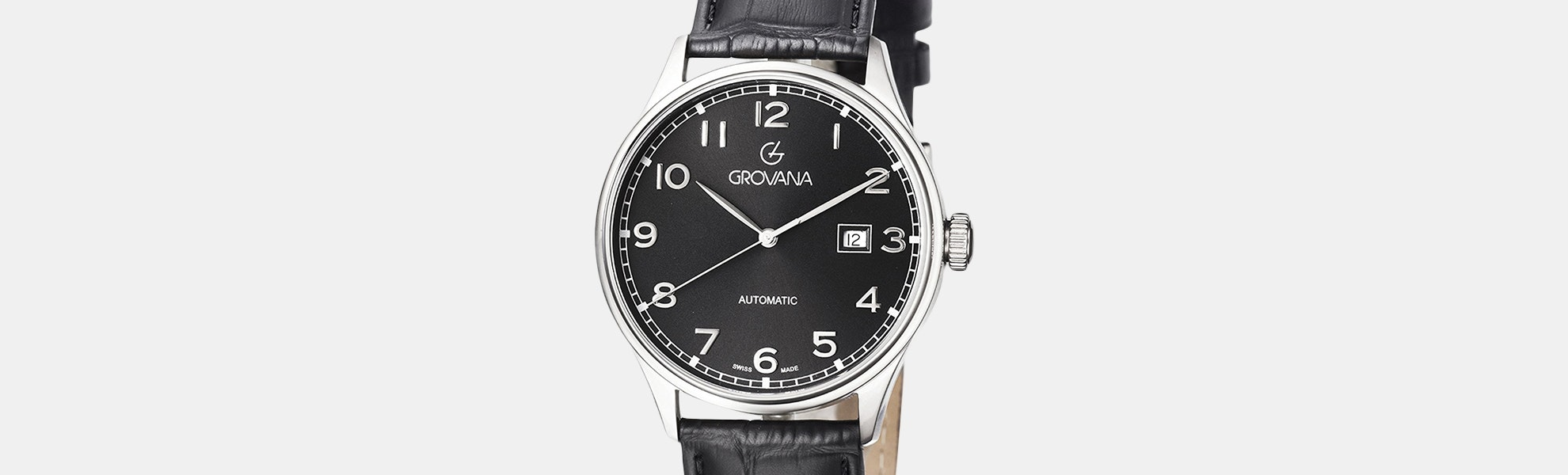 Grovana 1190 Automatic Watch