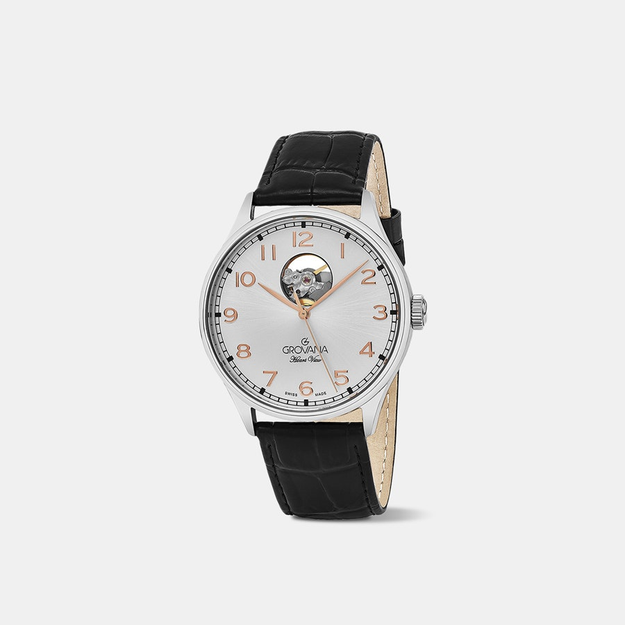 Grovana 1190 Heart View Automatic Watch