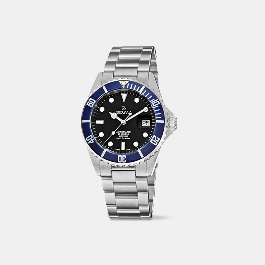 Grovana Diver Automatic Watch
