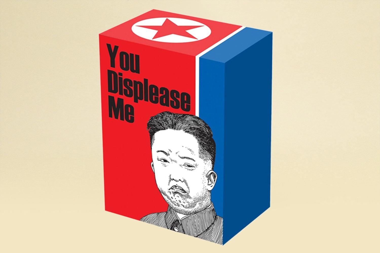 Grumpy Kim Legion Accessories Bundle