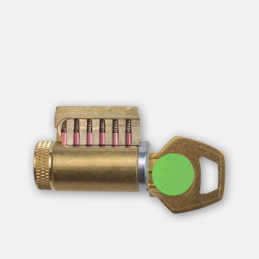 GSR Corbin Cutaway Practice Lockpick Set