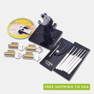 GSR Level-3 Practice Lockpick Kit – Drop Exclusive