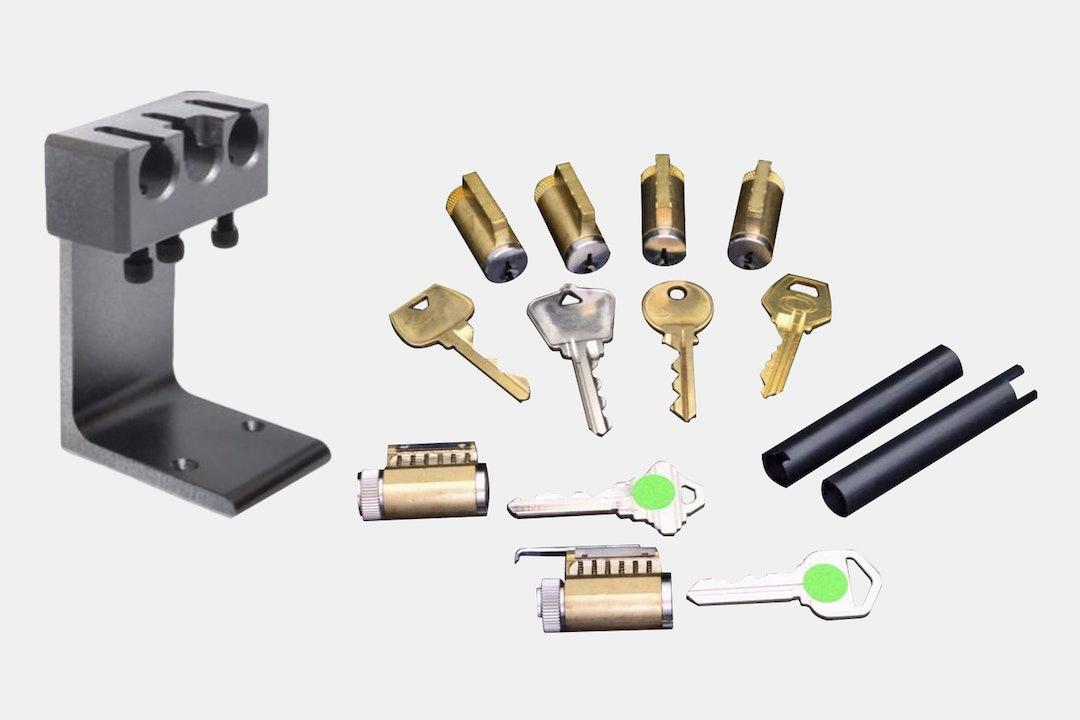 GSR Locksport Super Challenge Practice Kit