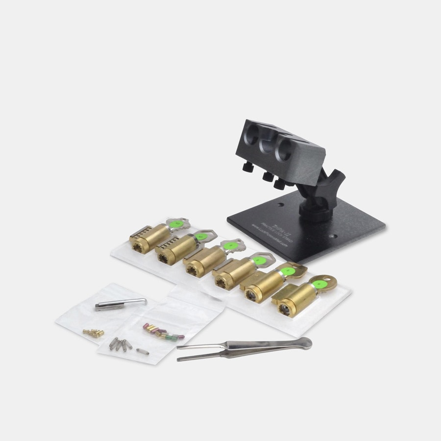 Uber Maximum Challenge Lockpicking Kit