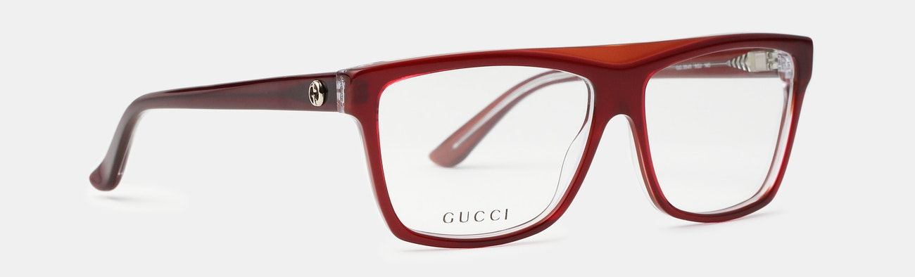 Gucci GG3545 Eyeglasses | Price & Reviews | Massdrop
