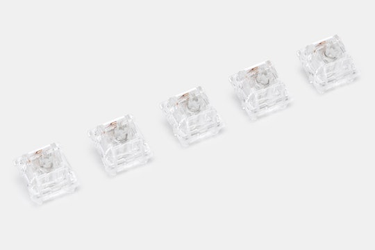 GUGU Ice Tactile Mechanical Switches