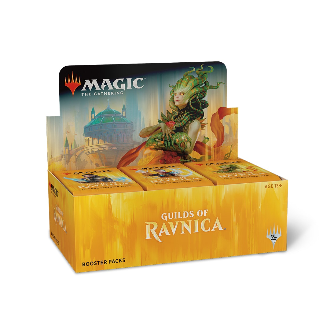 Guilds of Ravnica Booster Box Preorder