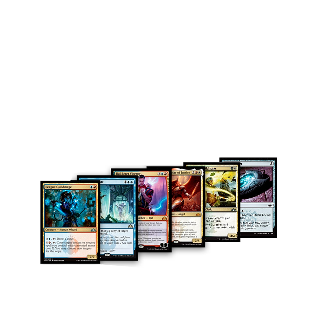 Guilds of Ravnica Full Set