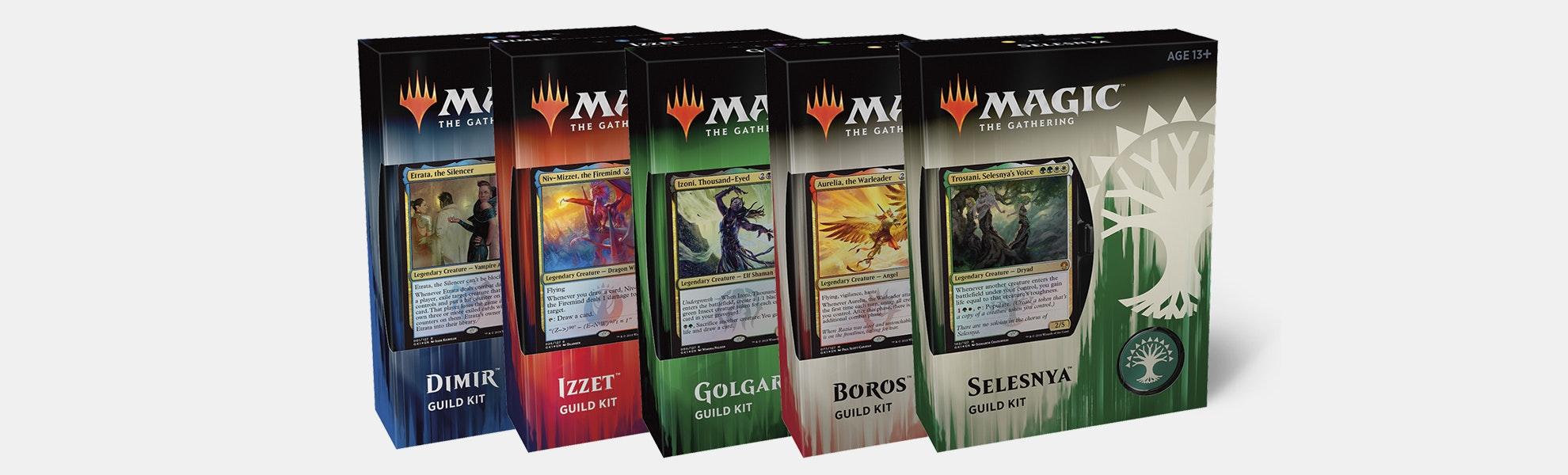 Guilds of Ravnica Guild Kit (Set of 5)