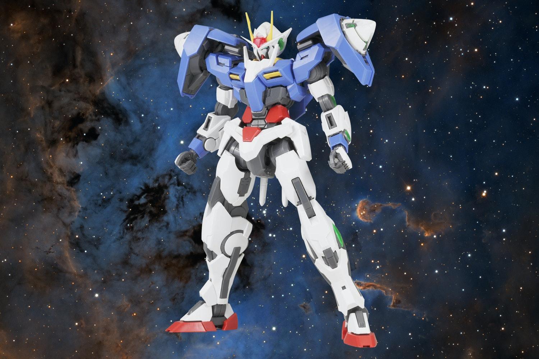 Gundam 00 Raiser MG 1/100th Scale